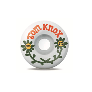 "Sml. Wheels Tom Knox ""The Love Series"" (99a, 52mm)"