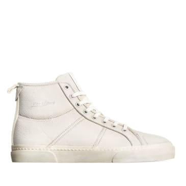 Globe Los Angered II Montano Skate Shoes - Off White / Montano