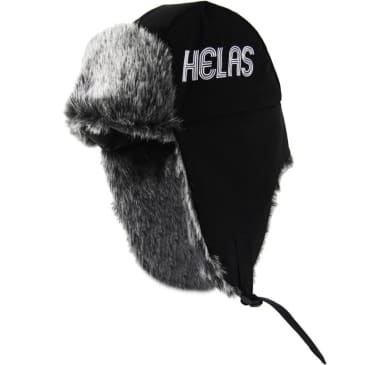 Helas Chapka Hat - Black