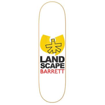 Landscape Skateboards Chris Barrett Skateboard Deck