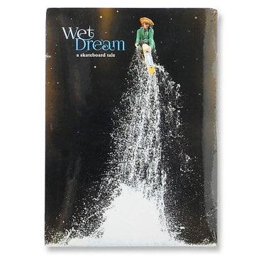 Girl Skateboards - Wet Dream Blu-Ray DVD