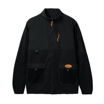 Butter Goods - Field Convertible Jacket - Black