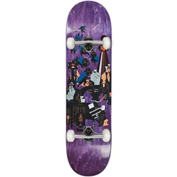 Polar Skate Co. - Paul Grund - Fortissimo - Complete Skateboard - 8""