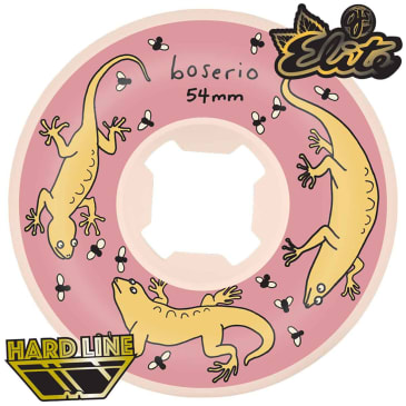 OJ Wheels Boserio Lizard Elite Hardline 54mm 101a
