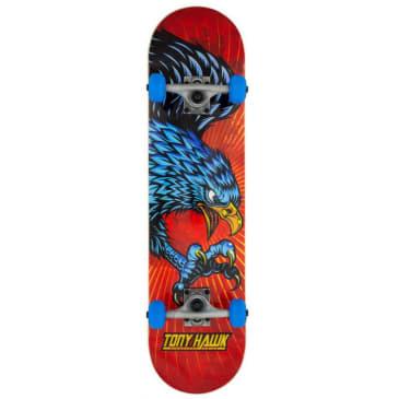 Tony Hawk SS 180 Skateboard Complete Diving Hawk Multi - 7.75