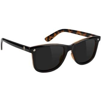 Glassy Mikemo Premium Polarized Black/Tortoise