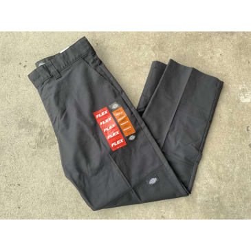Dickies '67 Regular Fit Double Knee Work Pants - Flex