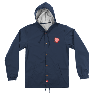 SPITFIRE Classic 87 Swirl Jacket Navy/White/Red