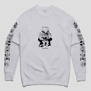 Pass~Port Toby Zoates Coppers Sweater - White