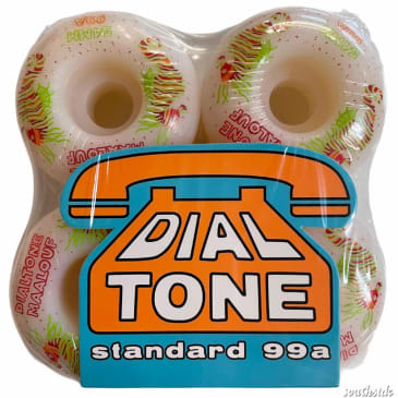 Dial Tone Wheels Crayon Ponyfish Classic 54mm99A