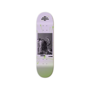 The National Skateboard Co. Denis Lynn JDT Skateboard Deck - 8.5""