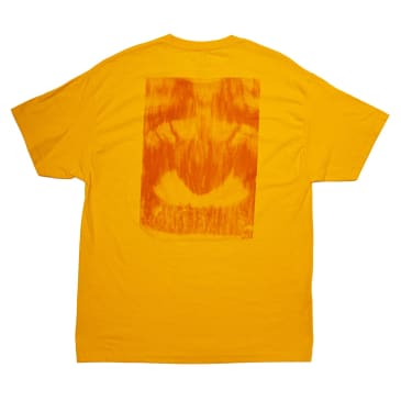 Isle Skateboards - Liquid Eye tee Yellow