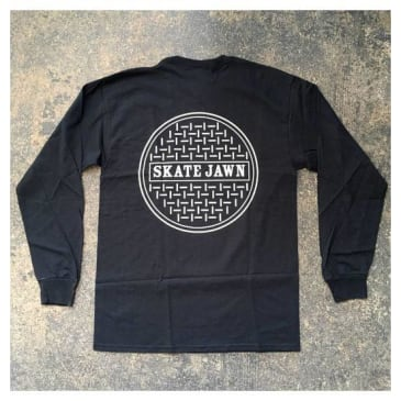 Skate Jawn Sewer Cap L/S Tee