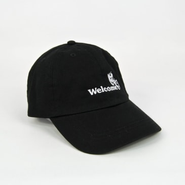 Welcome Skate Store - Drama Cap - Black