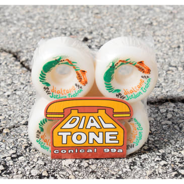 """DIAL TONE-""""TRAHAN ZYDECO 99A""""(55MM)"""