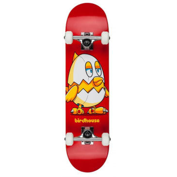 "Birdhouse ""Complete Stage 1 Chicken Mini"" Complete Skateboard 7.38"""