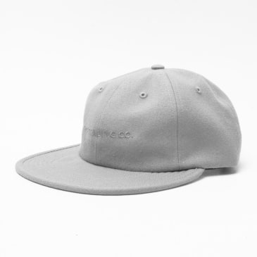 Pop Trading Company Flexfoam 6 Panel Grey