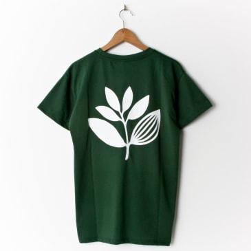 Magenta Classic Plant Green (Back Print)