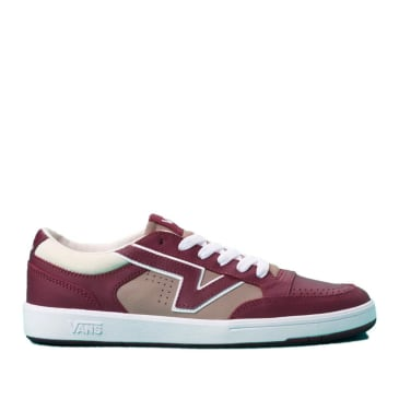 Vans Outdoor Tech Lowland CC Shoes - Burgundy / Taupe / Grey