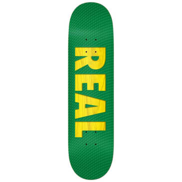"""Real Skateboards - Bold Series Deck 8.38"""" Wide"""