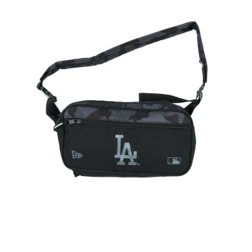New Era Los Angeles Dodgers Cross Body Bag - Black/Camo