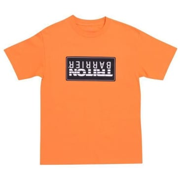 Quasi Barrier T-Shirt - Orange