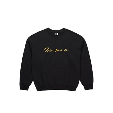 Polar Skate Co Signature Crewneck - Black