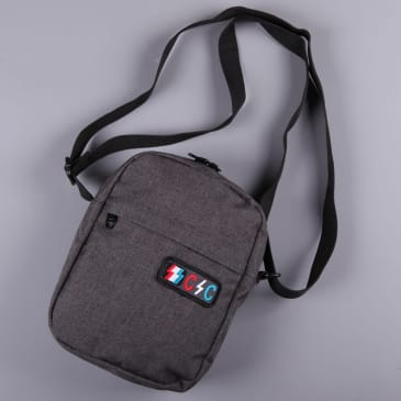 CSC 'Bolts' Shotta Bag (Grey)