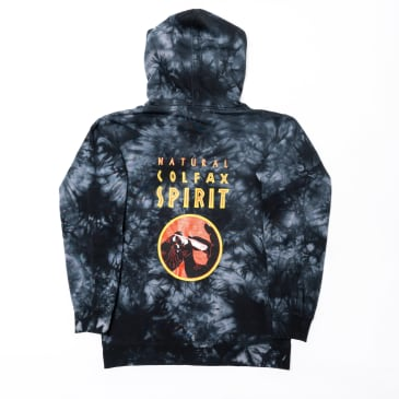 303 Boards - Natural CLFX Spirit Hoodie (Tie Dye) *ONLINE EXCLUSIVE*
