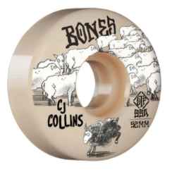 Collins Black Sheep V3 Slims | 99A 52mm