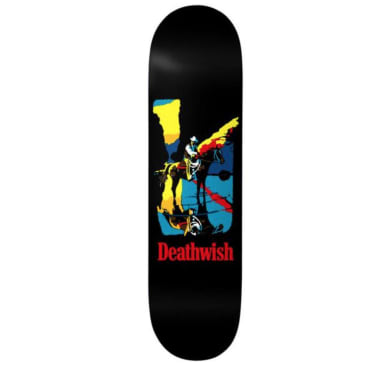 Deathwish Death Valley Skateboard Deck - 8.25