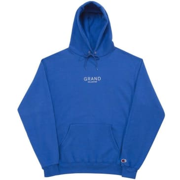 Grand Collection Hoodie Royal Blue