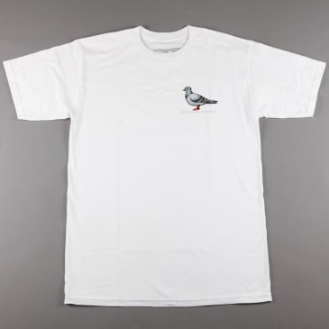 Anti Hero 'Lil Pigeon' T-Shirt (White)