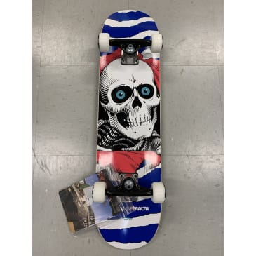 Powell Peralta Skateboards Reaper Complete Blue 7.8