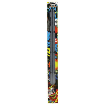 Santa Cruz Cell Block Slimeline Rails - Silver