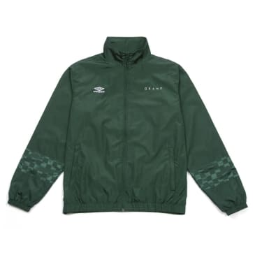 Grand Collection x Umbro Jacket - Forest Green