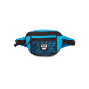 Obey - Conditions Waist Bag - Blue
