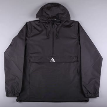 CSC 'All Conditions Gang' 1/2 Zip Jacket (Black)