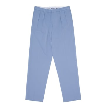 Fucking Awesome Pleated Pants - Light Blue