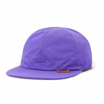 Butter Goods - Butter Goods Reversible 6 Panel Cap | Purple & Black