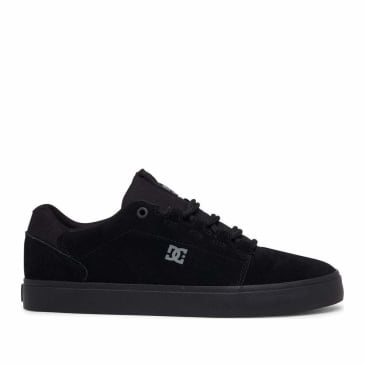 DC Hyde S Evan Skate Shoes - Black / Black