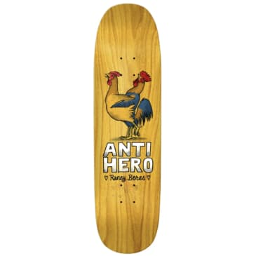 Anti Hero Skateboards Raney For Lovers Deck 8.63