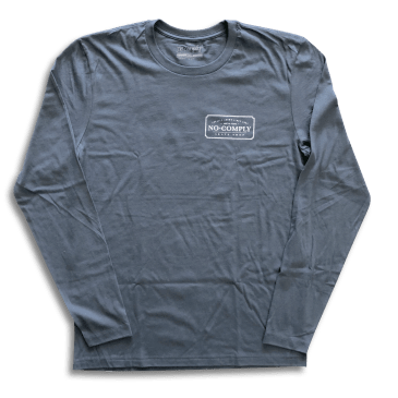 "No-Comply ""Locally Grown"" Long Sleeve Shirt"
