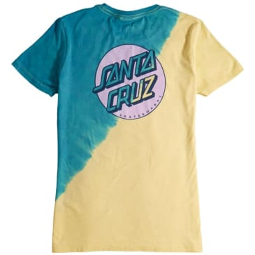 Santa Cruz Missing Dot Women's T-Shirt - Shoreline Dip