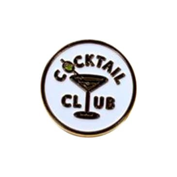Goodworth & Co - Cocktail Club Pin