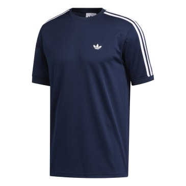 adidas Aero Club Jersey - Collegiate Navy / White