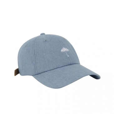 Helas - Classic Cap Denim - Clear Blue