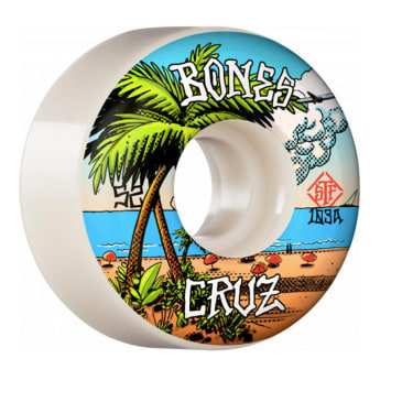 Bones Yonnie Cruz Buena Vida V2 Locks 52mm Wheels
