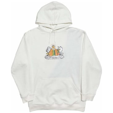 Come To My Church THEY DON'T EVEN KNOW I EXIST Hoodie - White