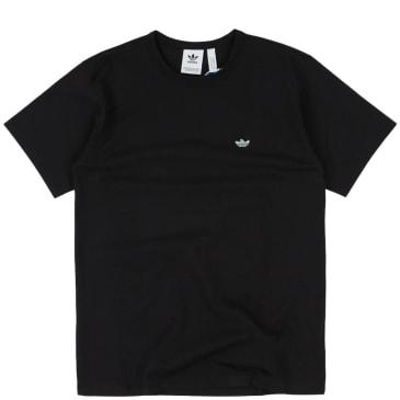 adidas Shmoo Logo T-Shirt - Black / Green Tint